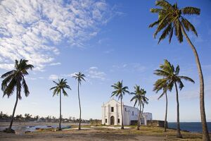 The Fortim-Igreja de Santo Antonio on Ilha do Mozambique