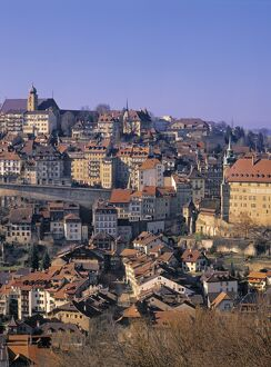 Fribourg Town
