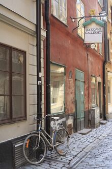 Gamla stan (Old Town), Stockholm, Sweden