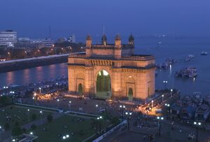 Gateway of India, Mumbai (Bombay), India