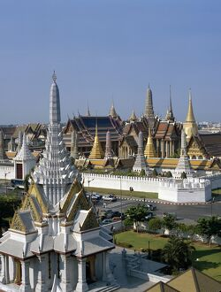 Grand Palace (Wat Phra Kaeo)