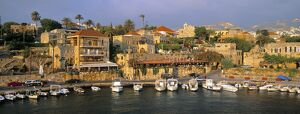 Harbour, Byblos, Nr