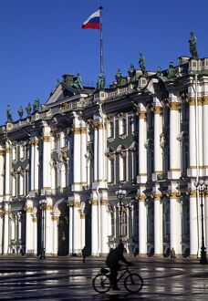 Hermitage (Winter Palace), St