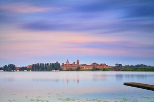 italy lombardy mantova district mantua view