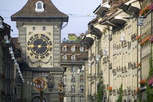 Kramgasse & Clock Tower