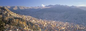 La Paz (highest capital city in the world)