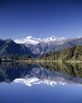 Lake Matheson & Mt