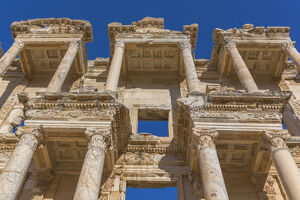 new/20191004 jai 6/library celsus ruins ancient ephesus selcuk