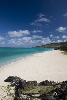 Mauritius, Rodrigues Island, St. Francois, St. Francois Beach