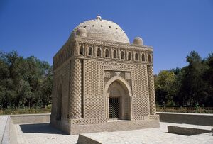 Mausoleum of Ismail Samanid (r