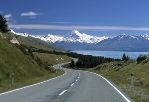 Mt. Cook, Southern Alps