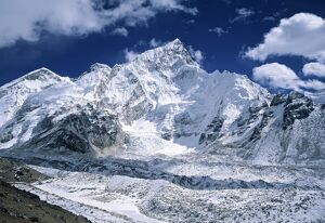 Nuptse, Khumbu Valley