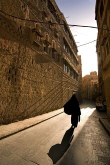 Old city of Sanaa (Unesco World Heritage City), Yemen