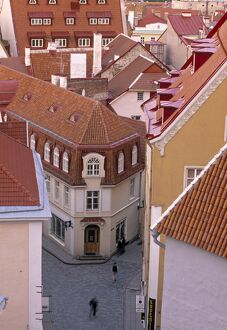 Old Town from Toompea