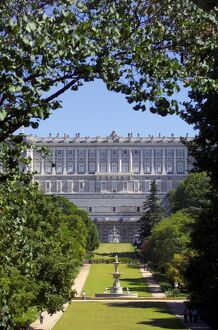Palacio Real (Royal Palace), Madrid, Spain