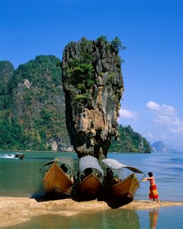 Phangnga Bay / James Bond Island (Ko Khao Phing Kan)
