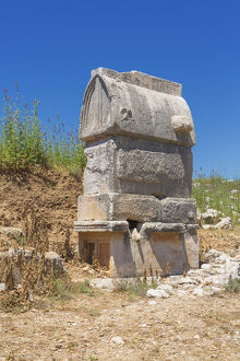 new/20191004 jai 6/ruins ancient patara antalya province turkey