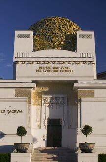 The Secession Building Art Museum