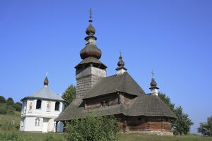 St. Nicholas wooden church (1588