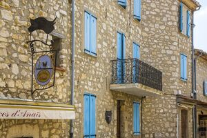 Stone house in Gourdon, Alpes-Maritimes, Provence-Alpes-Cote D'Azur, French Riviera