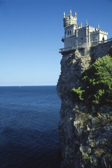 Swallows Nest, Yalta, Crimea, Ukraine