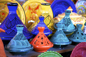 new/20191004 jai 5/tagine pots tangier morocco north africa