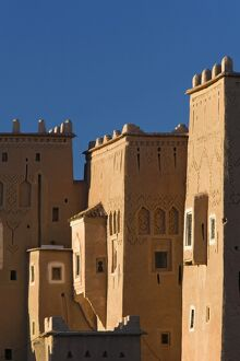 Taourirt Kasbah / Old Glaoui Tribe Building