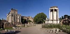 Temple of Antoninus and Faustina