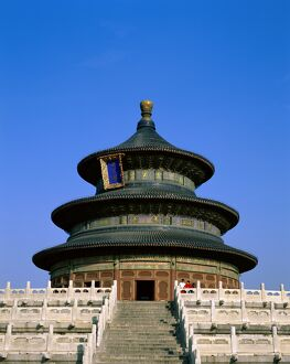 Temple of Heaven / Ming Dynasty