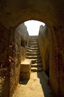 Tombs of the Kings, Pafos, Greek Cyprus