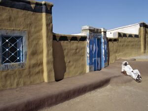 Traditional Nubian architecture