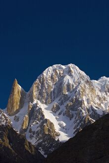 Ultar and Lady's Finger peaks