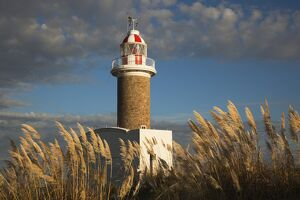 Uruguay, Montevideo, Punta Brava lighthouse, morning