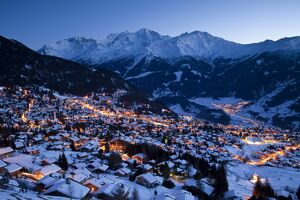 Verbier, Valais, Four Valleys region, Switzerland