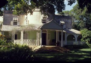 Villa Nova plantation house once owned by