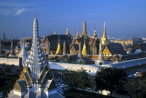 Wat Phra Kaeo / Grand Palace