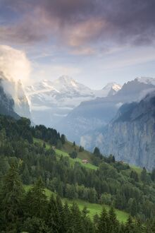 Wengen & Lauterbrunnen Valley