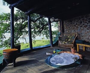 Zambia, Livingstone, Tongabezi Lodge