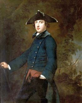 Admiral the Honourable John Byron (') (1723-1786)