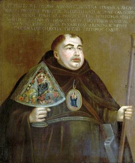 Brother John of Algarve, Portugal (1701-1758)