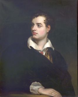 Lord Byron (1788-1824)