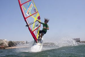 PWA Freestyle Windsurfing Lanzarote 2010