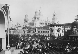 1887 Glasgow Exhibition, Kelvingrove Park, Glasgow