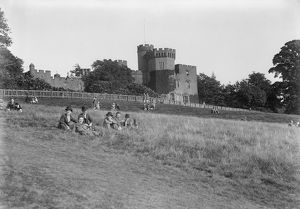Balloch Castle, West Dumbartonshire