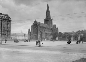 Cathedral Square, Glasgow