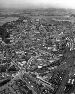 City Centre, Stirling, 1947