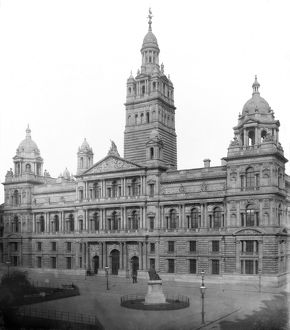 City Chambers, 82 George Square, Glasgow