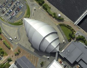 Clyde Auditorium, Glasgow, 2006.