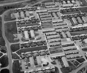 Craigshill Estate, Livingston, 1989