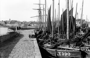 Harbour and Shore Street, Anstruther Easter, Fife